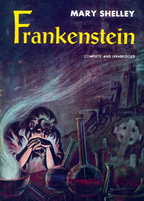 """mary shelleys detailed description of the scenery of the story frankenstein Far from the fantastic and improbable tale that mary shelley's frankenstein now seems to us, the novel was declared by one reviewer upon publication to have """"an air of reality attached to it."""